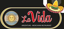 Restaurant La Vida Enter Logo